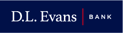 DL Evans Bank Logo